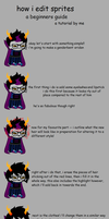 Tutorial on Homestuck Sprite Editing by sleuthingLicorice