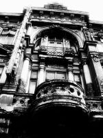 old building by in-the-mirror