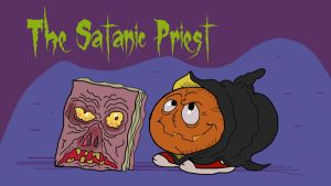 Satanic Priest by Makinita