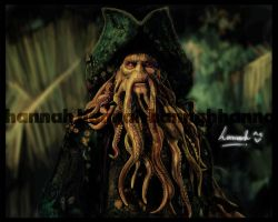 Davy Jones by RyohanaML