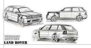 Land Rover 2012 by MentosDesign