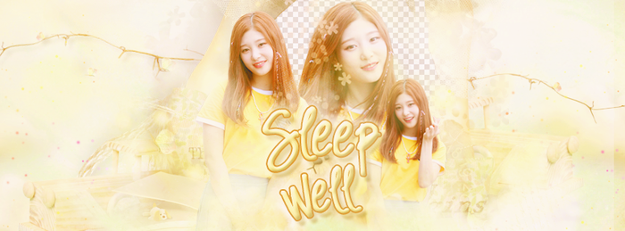 Sleep Well - Chaeyeon by Chamo28