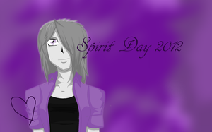 Spirit Day 2012 by XMayaChasesCookiesX
