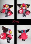 Ziggs plush by nfasel