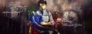 Levi Cover by zFlashyStyle