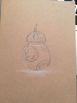 BB 8 by Doodl3Bug21