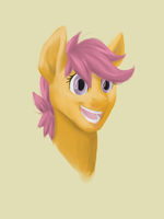 Not so suddenly SCOOTALOO by Fungicaprafelipodae