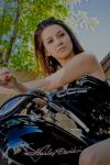 Harley Davidson and the Country Girl by ZophielRay