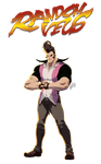 Street Fighter Raimundo by theCHAMBA