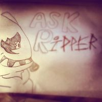 Ask Ripper?! by Demonic-Twins