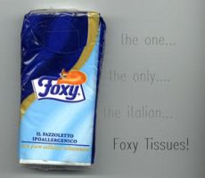 foxy tissues.. by Eclipser
