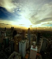 Ortigas Cityscape 2 by kjaex