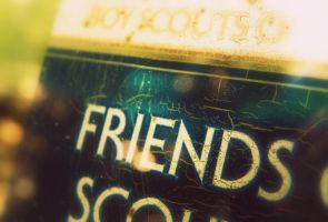 ~Friends~ by iJustRodeYourBicycle