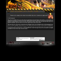 BSM TF2 Clan website by Nexovus
