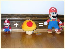 The Equation for Mega Mario by emilhedgehog