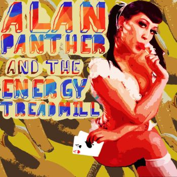 Alan Panther by rattlehed