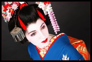 Maiko san by FightTheAssimilation