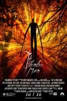 Slender Man Poster by athas