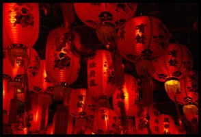 chinese Lanterns 02 by inCubetion