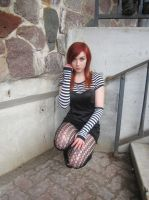 Black Stripes 5 by Fluffybunny29stock