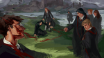 Chapter 28. Snape`s Worst Memory by HeathWind