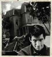Norman Bates by smalltownhero