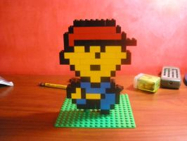 LEGO Ninten by Andy23497