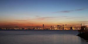 Golden Hour in San Francisco by thevictor2225