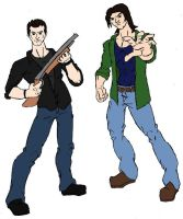 The Winchesters by Axel-Knight