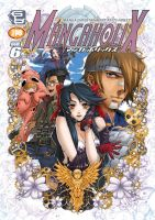 Mangaholix Issue 6 by mangaholix