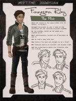 Meet the Dionysian: The Pilot by khronosabre