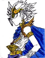 Pharaoh Atem - Unfinished by Ri-Chan-and-Oka-Chan