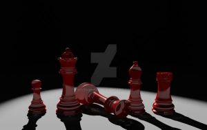 chess coins caustics by myth123123