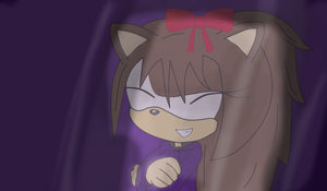 Gif Nina the killer Sonic x by Mariacool12