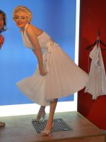 Mme Tussauds - Marilyn Monroe by two-ladies-stocks
