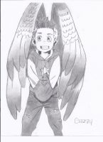 Gazzy from Maximum Ride by enjoytheride201