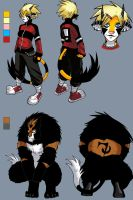 Angie Updated Design Sheet by angieness