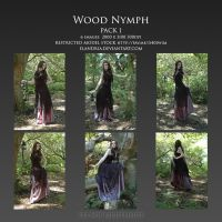 Wood Nymph Pack 1 by Elandria