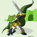 Frog by m1a1t7t