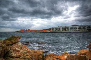 Stormy weather by Enigmaticus