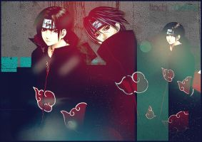 Itachi blend. by sharingan-on