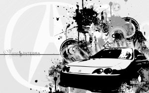 Acura Integra DeskTop by Mic-Kyle