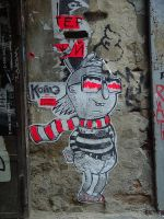 Street Art Berlin by StefanHerz
