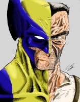 Wolverine Old Man Logan by KingVego