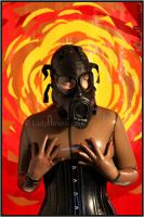 Gallery 67 'Gasmask Galore' 3 by LadyArrakis