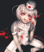 +Dale the nurse+ by kittysophie