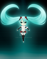 HATSUNE MIKU APPEND.EXE by Roi-tan