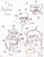 The Panther Clan by Before-I-Sleep