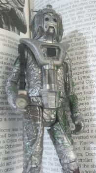 Remembering Attack of the Cybermen by spectrum-sparkle