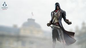Assassin's Creed Unity by duskland